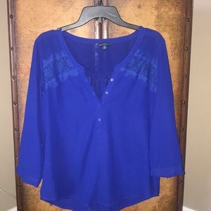 Size large American Eagle Blouse